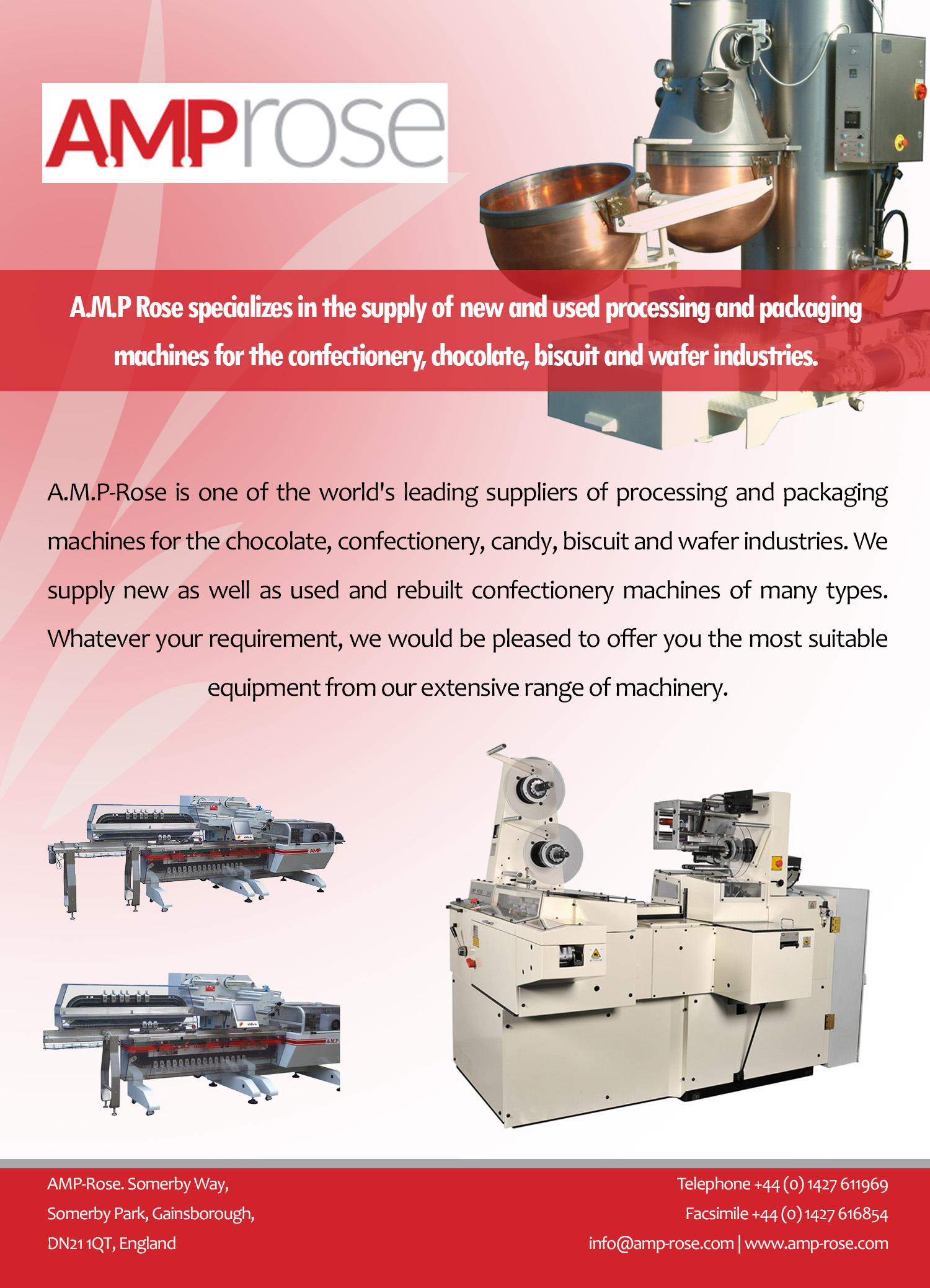 Amp Rose Zariadenie Na Výrobu Rozličných Druhov Rýchleho